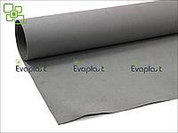 EVA, фоамиран 3 мм/серый 135х175 см. материал Evaplast 4105 (этиленвинилацетат), фото 1