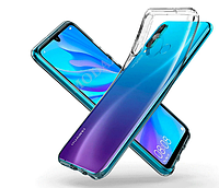 Ультратонкий 0,3 мм чехол для Huawei Honor 10i прозрачный