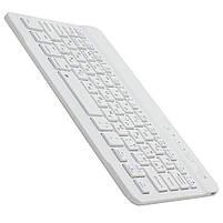 """ϞЧехол Lesko 7"""" + kayboard WL Pink для планшета электронных книг с клавиатурой беспроводная Bluetooth, фото 4"""