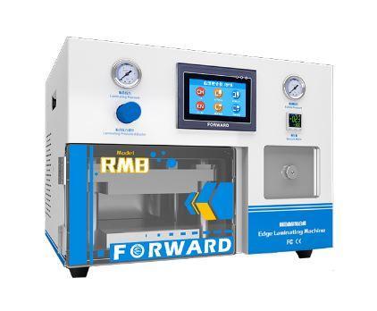 Вакуумный ламинатор автоматический ОСА Forward RMB-1 EDGE + насос и компрессор