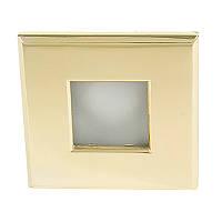 Светильник для бани и сауны Nobile WT 50 Q - (золото)