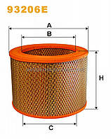 Фильтр воздушный 93206E/463 (производство WIX-Filtron) (арт. 93206E), ACHZX