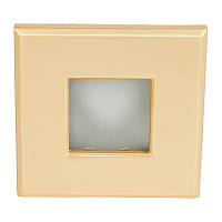 Светильник для бани и сауны Nobile WT 50 Q - (матовое золото)