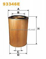 Фильтр воздушный IVECO (TRUCK) 93346E/AM401 (производство WIX-Filtron UA) (арт. 93346E), ADHZX