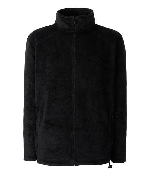 Мужская флисовая кофта XL Черный