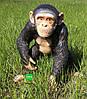 Садовая фигура Шимпанзе большой, фото 3