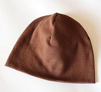 Трикотажная шапка для малышей от 0 до 3 мес.