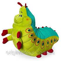 Мягкая игрушка гусеница Хаймлих - Приключения Флика - Heimlich A Bug's Life Disney