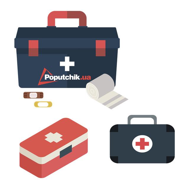 Аптечки медичні
