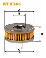 Фильтр топливный  газ. оборудование STEFANELLI WF8345/PM999/5 (производство WIX-Filtron) (арт. WF8345)