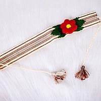 Чільце (квіточка, льон)