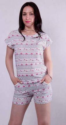 Летняя хлопковая пижама, фото 2