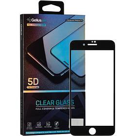 Защитное стекло Gelius Pro 5D Clear Glass for iPhone 7 Plus/8 Plus Black