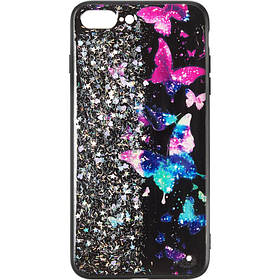 Gelius Deep Shine for iPhone X Butterfly