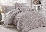Комплект постельного белья Altinbasak Rozi Bej Евро, ранфорс