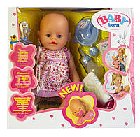 Кукла Baby Born Бейби Борн с аксессуарами К174