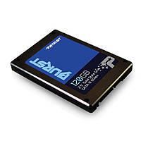 """Накопитель SSD 2.5"""" 120GB Patriot Burst (PBU120GS25SSDR) R560MBs W540MBs SATA III 7мм новый"""