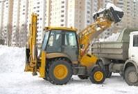 Снегоочистительные работы, услуги в Киеве