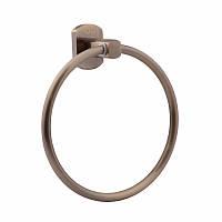 Кольцо для полотенца в бронзе