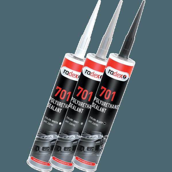 Полиуретановый герметик Radex 701 черный 310мл