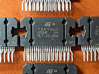 TDA7560 Flexiwatt25 - 4x51W усилитель (УНЧ) для автомагнитол, фото 1