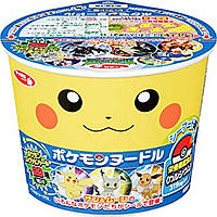 Лапша Sanyo Pokemon Seafood 38 g