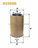 Элемент фильтра воздушного КАМАЗ ЕВРО 93369E (производство WIX-Filtron) (арт. 93369E), ADHZX