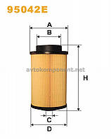 Фильтр топливный 95042E/PE977/1 (производство WIX-Filtron) (арт. 95042E), ACHZX