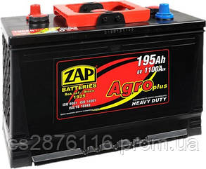 Акамулятор 195Ah 6V ZAP