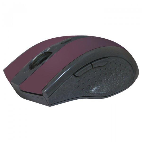 Беспроводная мышка Defender Accura MM-665, Red, компьютерная мышь дефендер для ПК и ноутбука