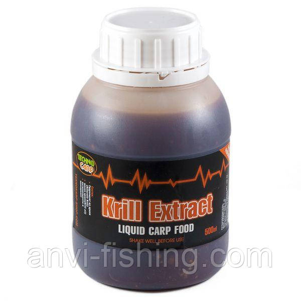 Ликвид Технокарп - Liquid Carp Food KRILL Extract - 0.5L