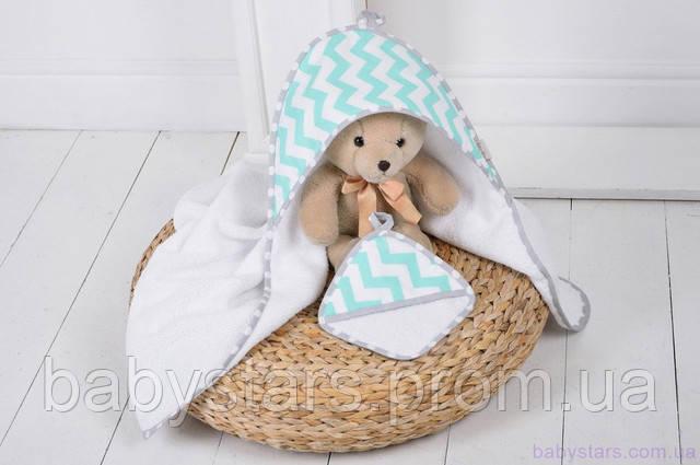Полотенца для новорожденных