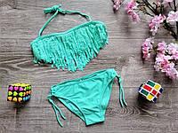 Роздельный купальник для девочки