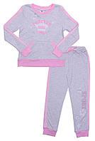 Легкий спортивный костюм на девочку Forever (3-8 лет), фото 1