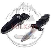 Нож для дайвинга Marlin Stroporez Stainless Steel