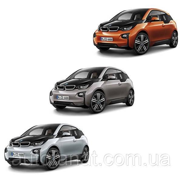 Оригинальная Модель автомобиля BMW i3 (i01), 1:64 scale, box, mixed colours (80422320228)
