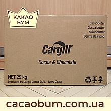 Какао масло Cargill Нідерланди, недезодороване натуральне 15 кг