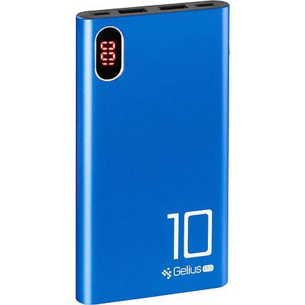 Дополнительная батарея Gelius Pro CoolMini GP-PB10-005 10000mAh 2.1A Blue, фото 2