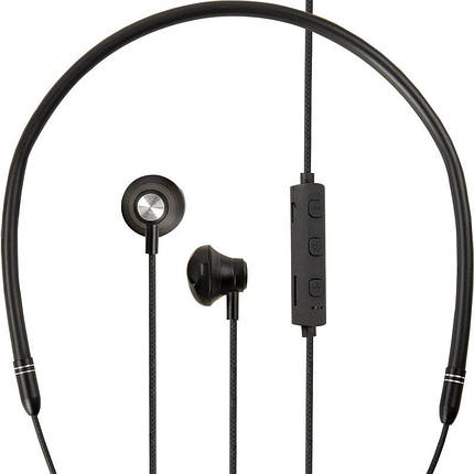 Stereo Bluetooth Headset Gelius Ultra Upbeat GL-HB-008U Black, фото 2