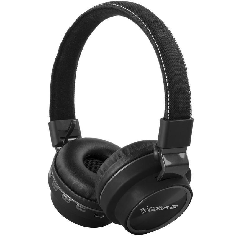 Stereo Bluetooth Headset Gelius Ultra Perfect GL-HBB-0019 Black