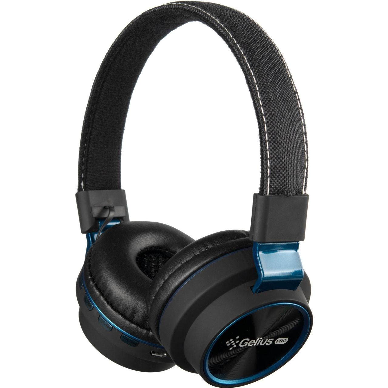 Stereo Bluetooth Headset Gelius Ultra Perfect GL-HBB-0019 Blue