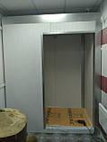 Сэндвич панель стеновая - потолочная  Пенополиуретан (ППУ) толщина 80 мм, фото 3