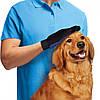 Рукавичка для вичісування тварин True Touch, фото 2