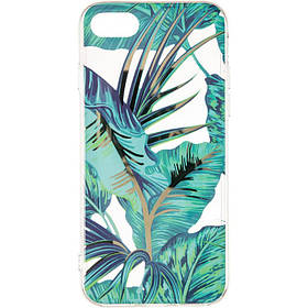 Gelius Flowers Shine for iPhone 7/8 Jungle