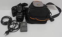 Зеркальный фотоаппарат Canon Eos 400D kit 18-55mm, фото 1
