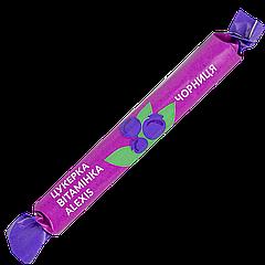 Конфета ALEXIS Витаминка Черника, 17г, 18шт/уп