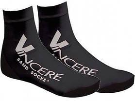 Носки для пляжного волейбола Vincere SOCKS BLACK SAND , фото 2
