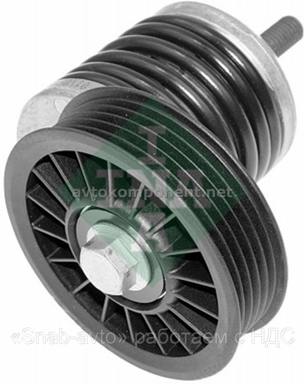 Натяжитель ремня AUDI (производство Ina) (арт. 534 0185 10), AGHZX