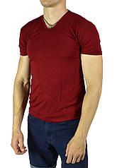 Красная мужская футболка ORIGINAL
