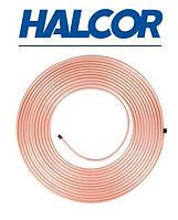 Труба медная HALCOR мягкая кондиционерная